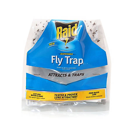Raid Disposable Fly Bag, FLYBAG-RAID