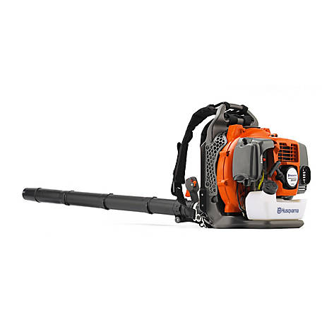 Husqvarna 360BT 65.6cc 2-Cycle Gas 631 CFM 232 MPH Backpack Blower, 967144301