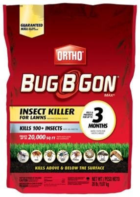 Ortho Bug B Gon Insect Killer For Lawns3 Granules 20 Lb 0200624 At Tractor Supply Co
