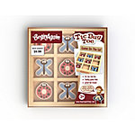 BeginAgain Tic-Bug-Toe Wood Tic-Tac-Toe Game, I1605