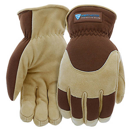 West Chester Men's Split Deer Leather Palm