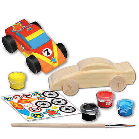 Masterpieces Mini Wood Kit Assorted, 50111