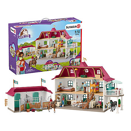Schleich Large Horse Stable And House, 42416