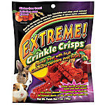Brown's Extreme Crinkle Crisps with Fruit, 1 oz.