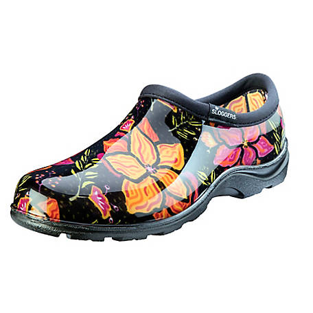 Sloggers Women's Spring Surprise Garden Rain Shoes