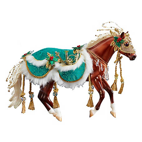 Breyer 2019 Holiday Horse - Minstrel, 700122