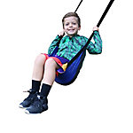 M&M Sales Enterprises Free Spirit Travel Swing, MM00126-BLU
