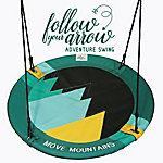 M&M Sales Enterprises Adventure Swing Move Mountains, MM00154