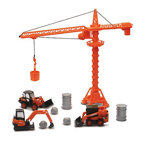 Kubota Construction Equipment & Crane, SS-33563
