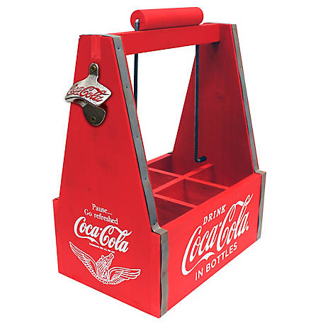Leigh Country Coca-Cola Bottle Caddy, CP 98201