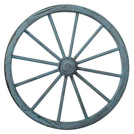 Leigh Country 30 Blue Wash Wagon Wheel