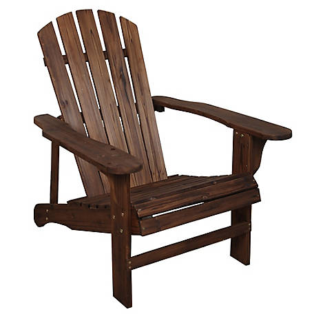 Leigh Country Charred Adirondack Chair, TX 94056