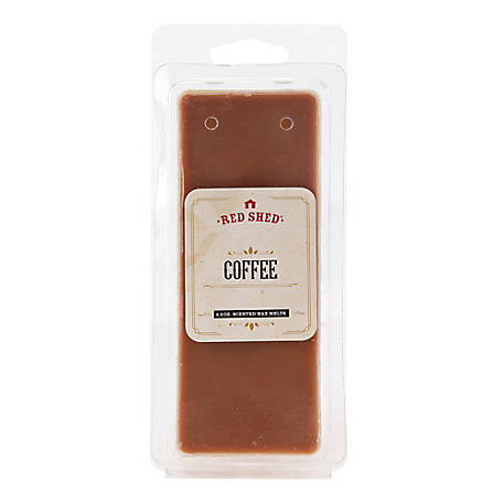 Red Shed Coffee Wax Melts, 4.5 oz.