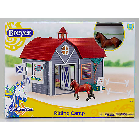 Breyer Stablemates Riding Camp, 59212