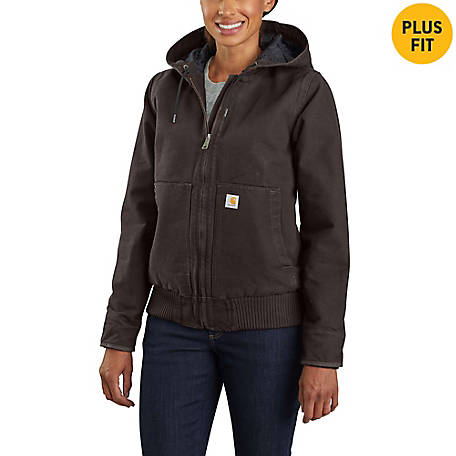 Carhartt Women's Washed Duck Jacket, 104053