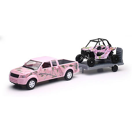 Polaris Pink Pickup with Pink Camo, SS-76486