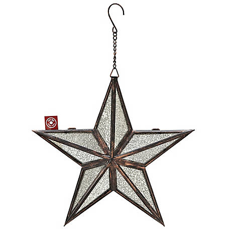 Red Shed LED Star Barn Star