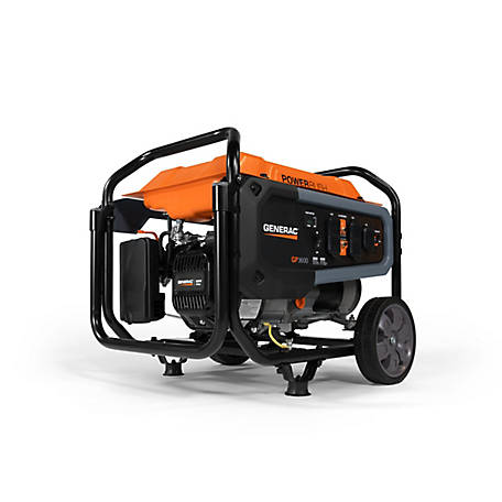 Generac 7677 GP3600 - 3600 Watt Portable Generator, 49 ST./Can, 7677