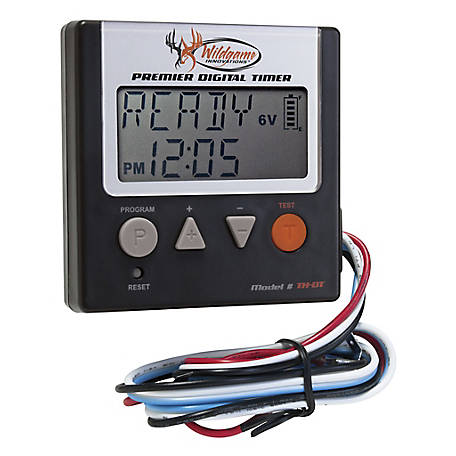 Wildgame Innovations 6V / 12V Digital Timer, TH-DT