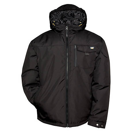 Caterpillar Men's Vail Poly Insulated Jacket