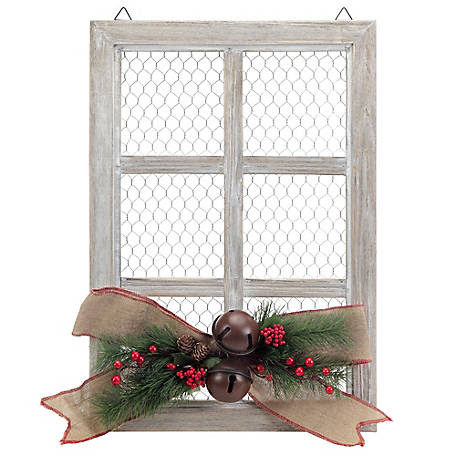 Tractor Supply Home Decor.Red Shed Holiday Window Pane At Tractor Supply Co