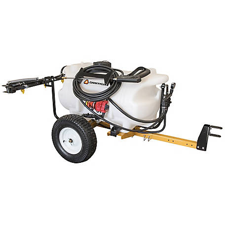 CountyLine 40 gal  5-Nozzle Trailer Sprayer, 5302940 at Tractor Supply Co