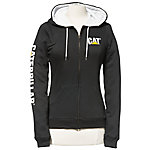 Caterpillar Women's Trademark Banner Zip Sweatshirt