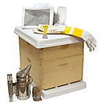 Homestead Essentials Deluxe Sustainable Hive Kit, HEKT2001