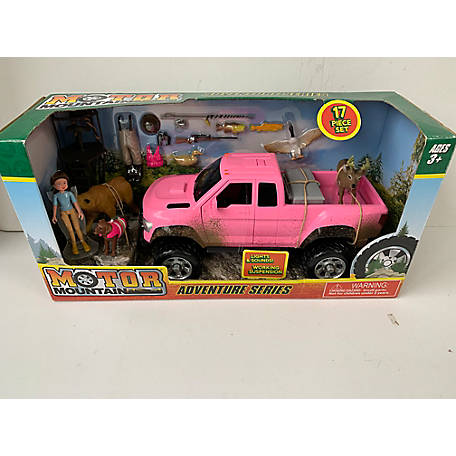 Motor Mountain Hunting Truck Set, TSC8186