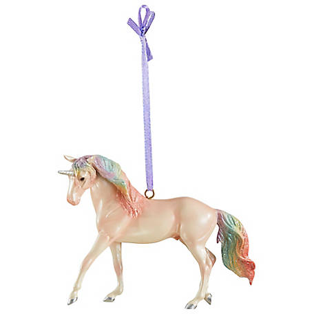 Breyer 2019 Unicorn Ornament, 700651