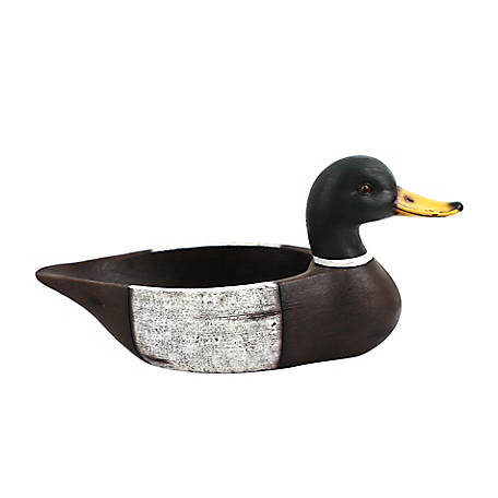 Red Shed Duck Decoy Bowl