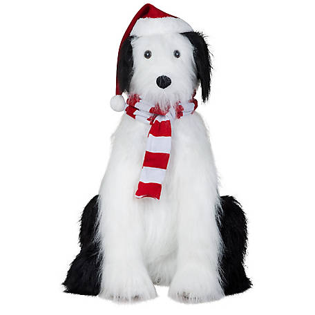 Gemmy Life Size Sheepdog, 116581