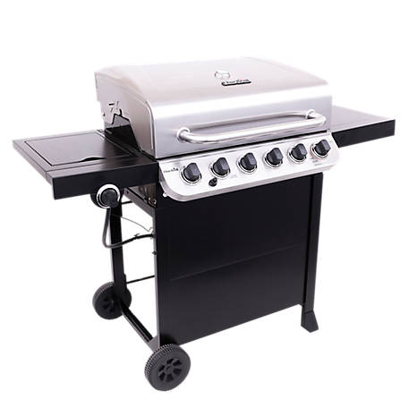 Char-Broil Performance 6 Burner Cart Gas Grill, 463274419