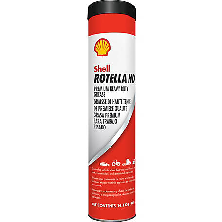Shell Rotella Hd Grease 14.1 oz., 550049925