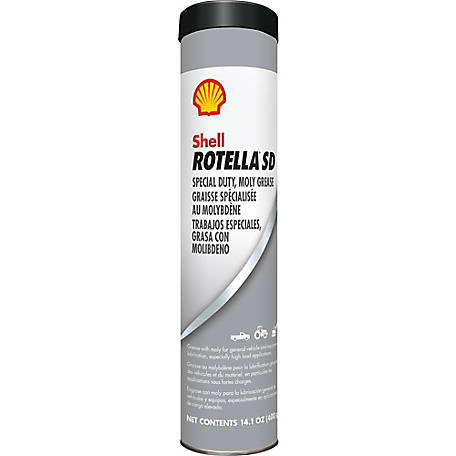 Shell Rotella Sd Grease 14.1 oz., 550049926