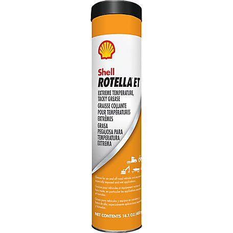 Shell Rotella Et Grease 14.1 oz., 550049924