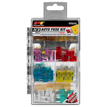 Performance Tool 113 pc. Fuse Set, W9045