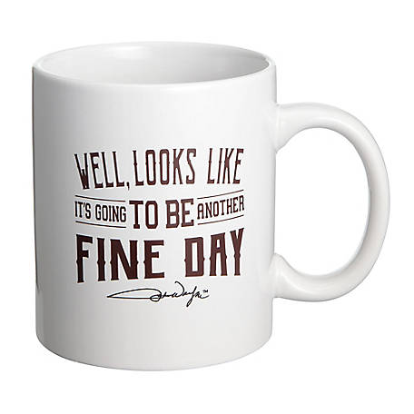 Red Shed Fine Day Coffee Mug
