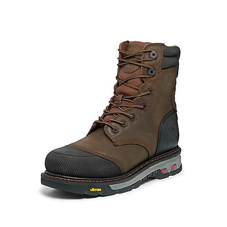 Justin Men's Warhawk Insulated Waterproof Composite Toe Boot