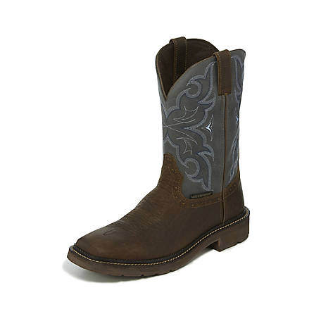 Justin Men's Amarillo Waterproof Boot