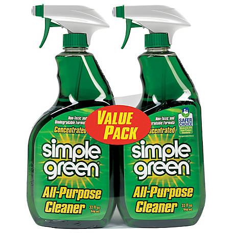 Simple Green 32 oz. Twin Pack, 2710000601064