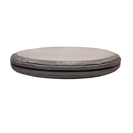 Edge Outdoor Gear Alpha Flo-Thru Round Outdoor Dog Bed, Medium