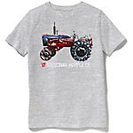 Tractor Supply Boy's Short Sleeve Cool Tractor Shirt