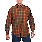 Ridgecut Men's Long Sleeve Washed Twill Shirt