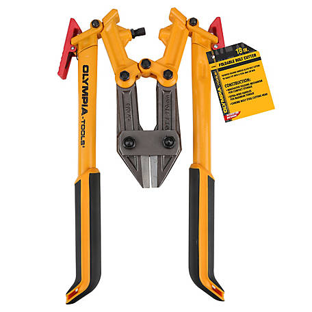 Olympia Tools 18 In Compact Bolt Cutter, 703-208-101