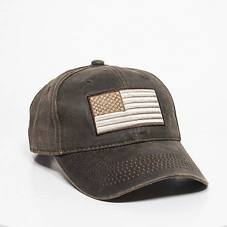Outdoor Cap Men's Flag Cotton Cap