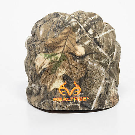 Realtree Men's Reversible Fleece Cap