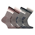 Carhartt Women's Thermal Crew Socks, 4 Pack, CHWA5546C4C2001