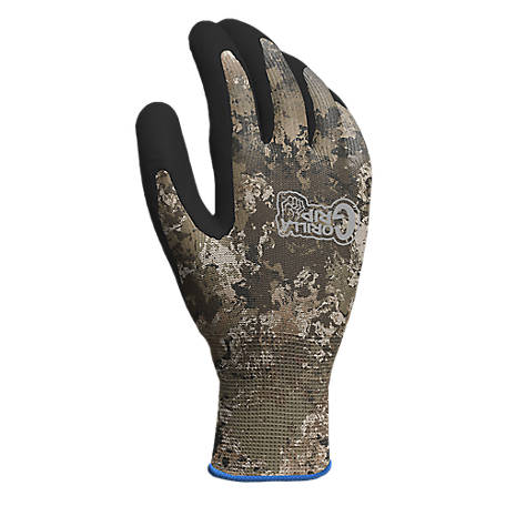 Grease Monkey Gorilla Grip Men's Veil Wideland, 25097-26