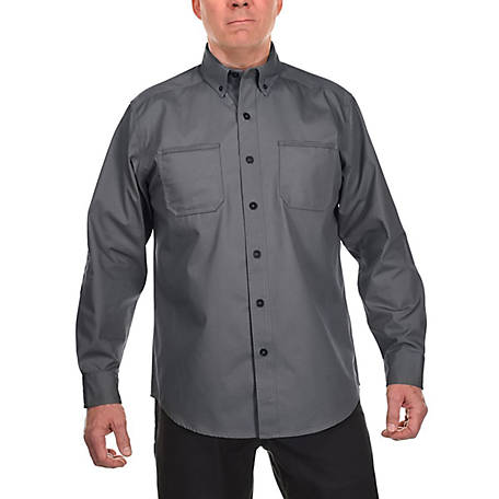 Ridgecut Men's Long Sleeve Ultra Work Shirt